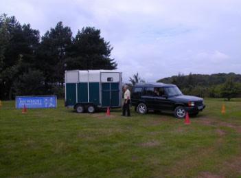 B+E Trailer Towing Training in Kent