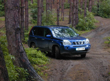BORDA 4x4 Off-Road Driver Training - Basic Level