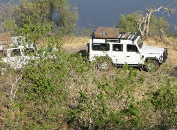 Full day Safari Drive 4 x 4 BORDA Off Road Driving Course