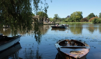 Hever Castle Lake Treasure Hunt
