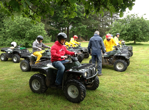 Quad Biking Activities