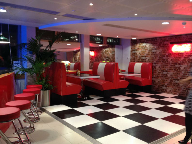 London-Corporate-event-american-diner