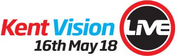 Kent Vision Live logo