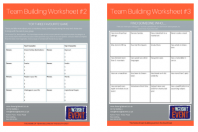 team-building-worksheets