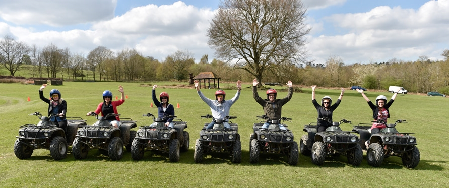 Quad-biking-activity